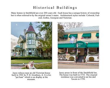 Jazzy Explores Smithfield page 6 historic bldgs