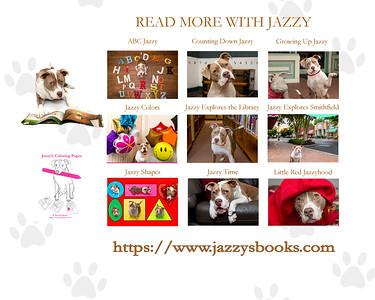 Jazzy Explores Smithfield page 26 Jazzy's Books