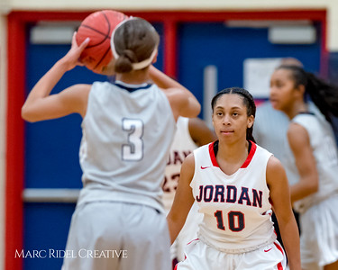 Jordan vs. Heritage. January 15, 2018.