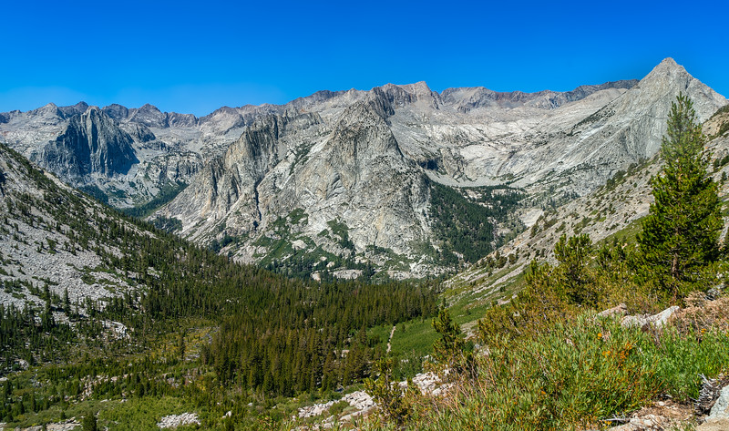 LeConte Canyon