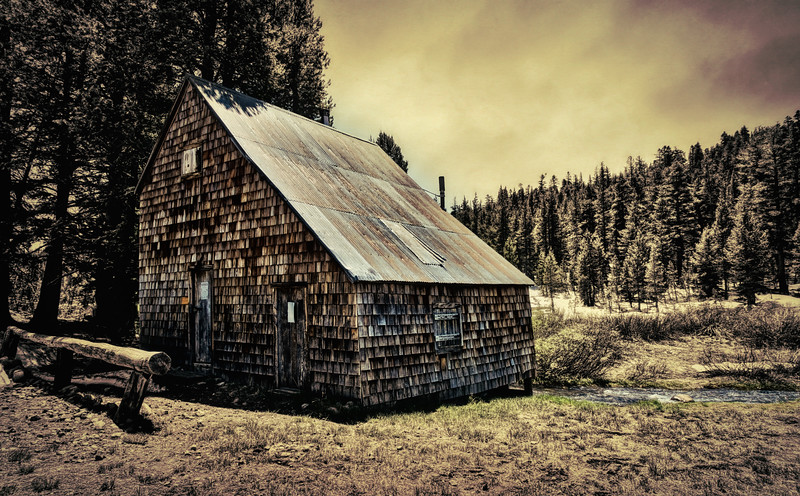 Meiss Cabin- Vintage Version
