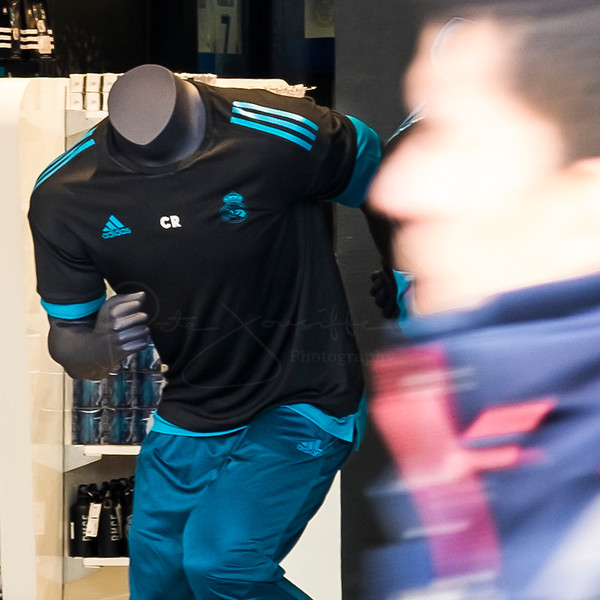 Real Headless; Madrid, Spain