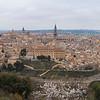 Toledo Panorama; Spain