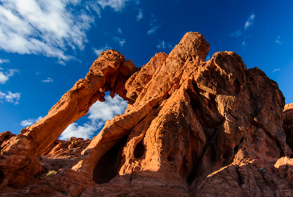 Elephant Rock-Valley of Fire-Edit
