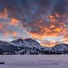 Fire & Ice, Gull Lake, June Lake Loop