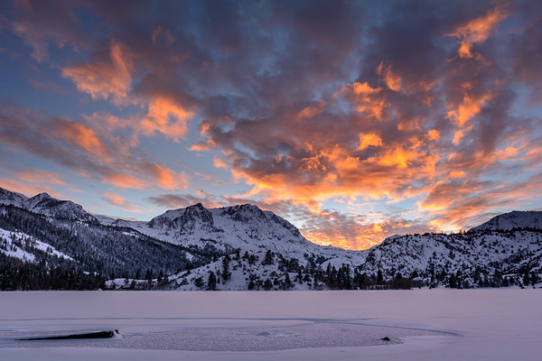 Fire & Ice, Gull Lake, June Lake Loop