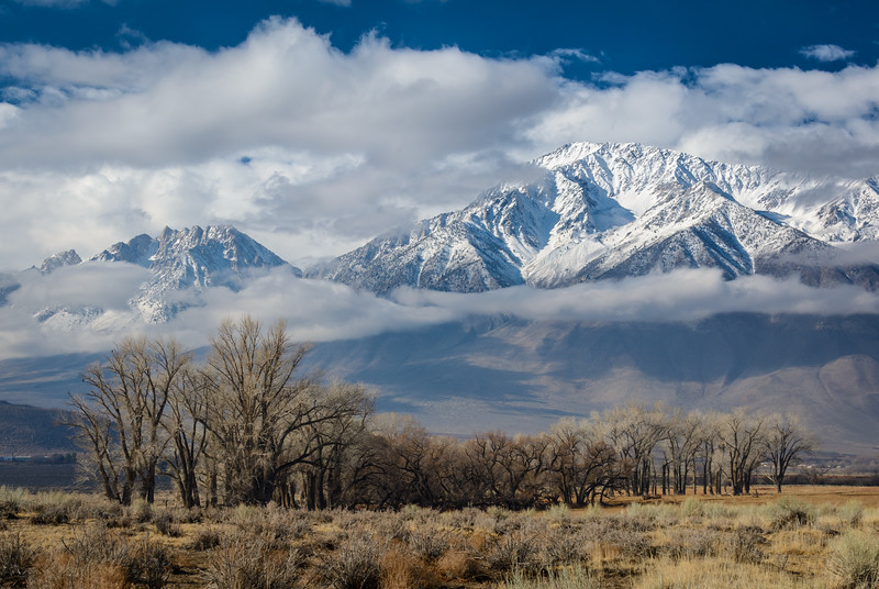 Sierra Mountains, Bishop, California
