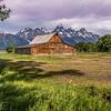 """""""The Thomas Alma Moulton Barn"""""""