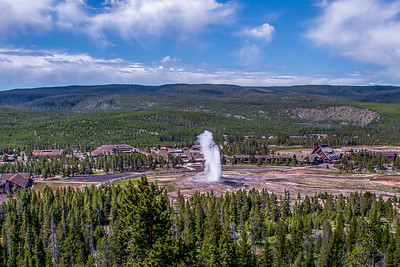 """Old Faithful"""