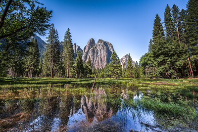 """Valley Reflection"""