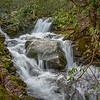 Upper Huskey Branch Falls