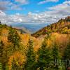 Fall At Oconaluftee Overlook