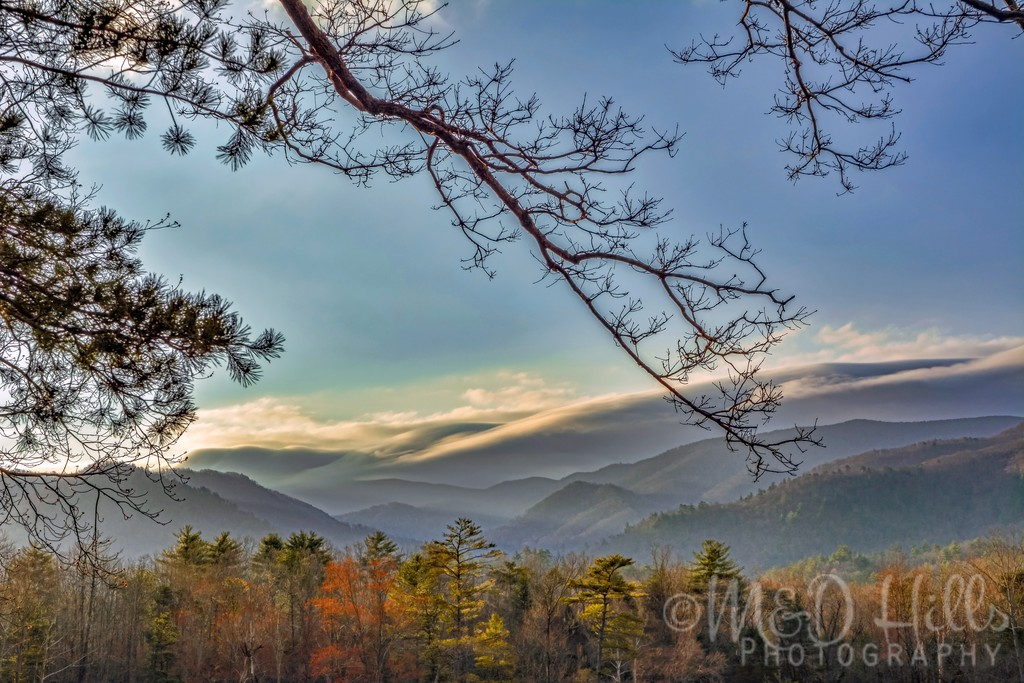 Cades Cove Sunrise