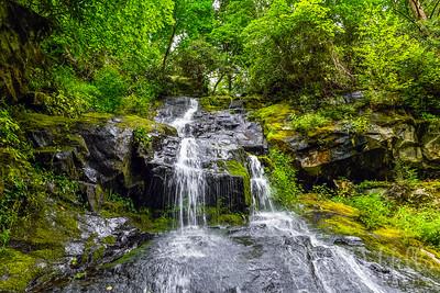 Hen Wallow Falls