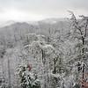 Snowy Hilltops
