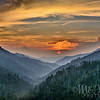 Classic Smokies Sunset