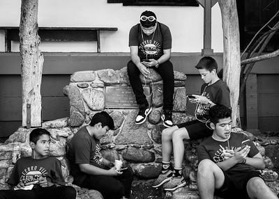 Five Cerro Village Team Members