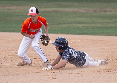 Daniels Baseball vs Fuquay Varina. June 1, 2019. D4S_9404