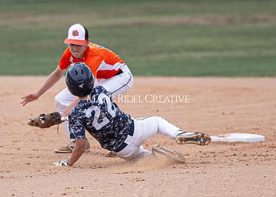 Daniels Baseball vs Fuquay Varina. June 1, 2019. D4S_9400
