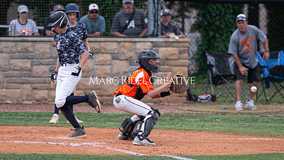 Daniels Baseball vs Fuquay Varina. June 1, 2019. D4S_9412