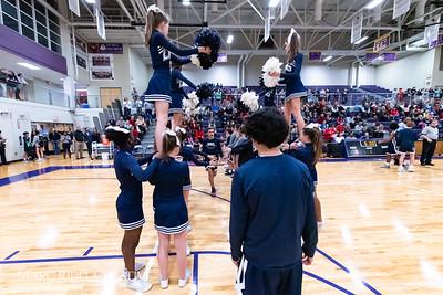 Daniels vs Martin girls basketball. 750_7001
