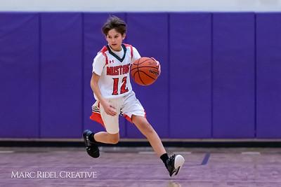 Daniels vs Martin girls basketball. 750_7094
