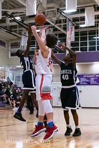 Daniels vs Martin girls basketball. MRC_7798