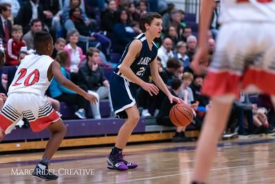 Daniels vs Martin girls basketball. 750_7049