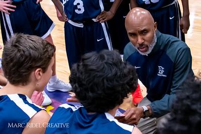 Daniels vs Martin girls basketball. MRC_7971