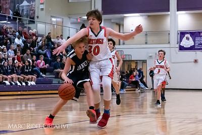 Daniels vs Martin girls basketball. MRC_7875