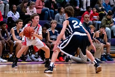 Daniels vs Martin girls basketball. MRC_7937