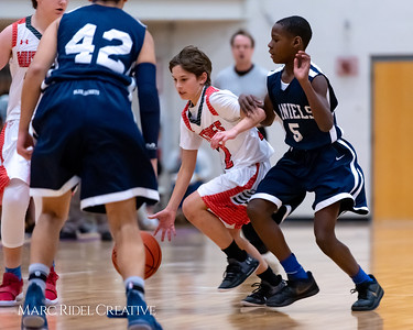 Daniels vs Martin girls basketball. 750_7095