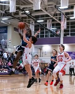 Daniels vs Martin girls basketball. MRC_7844