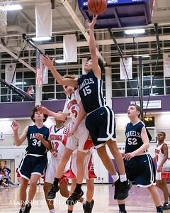 Daniels vs Martin girls basketball. MRC_7911