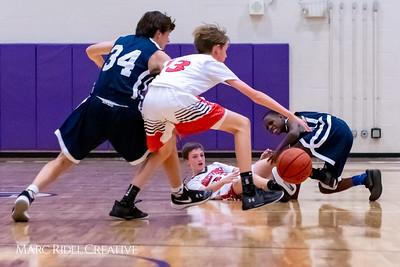 Daniels vs Martin girls basketball. MRC_7955