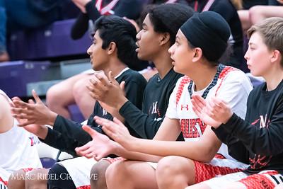 Daniels vs Martin girls basketball. 750_7057