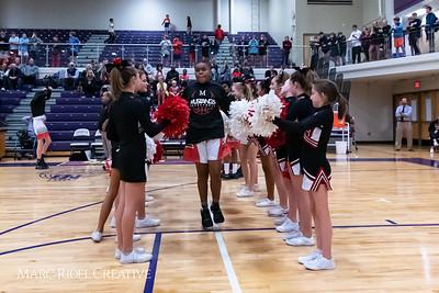 Daniels vs Martin girls basketball. 750_7020