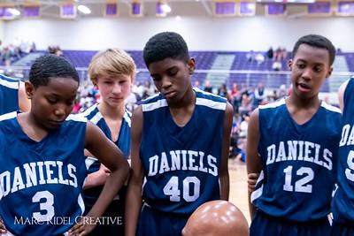 Daniels vs Martin girls basketball. MRC_7987