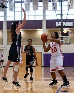 Daniels vs Martin girls basketball. MRC_7407