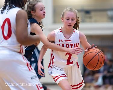 Daniels vs Martin girls basketball. 750_6527