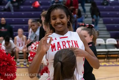 Daniels vs Martin girls basketball. MRC_7468