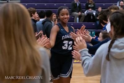 Daniels vs Martin girls basketball. MRC_7460