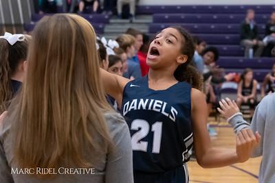 Daniels vs Martin girls basketball. MRC_7449