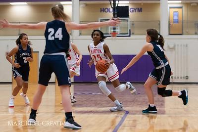 Daniels vs Martin girls basketball. 750_6591