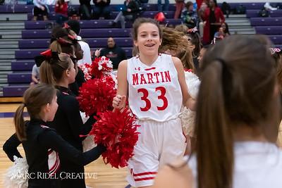 Daniels vs Martin girls basketball. MRC_7487