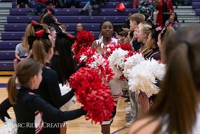 Daniels vs Martin girls basketball. MRC_7495