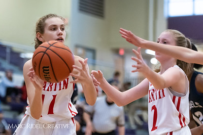 Daniels vs Martin girls basketball. 750_6534