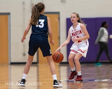Daniels vs Martin girls basketball. 750_6497