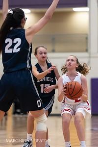 Daniels vs Martin girls basketball. 750_6517