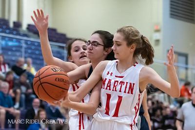 Daniels vs Martin girls basketball. 750_6532